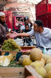 Por las calles de Marrakech