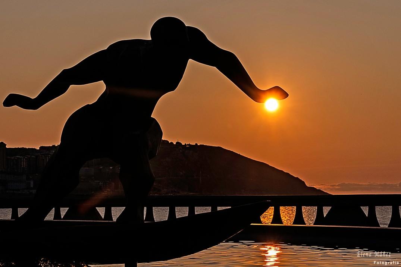 Fuente de los surfistas